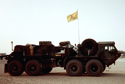Gadsden flag in Iraq