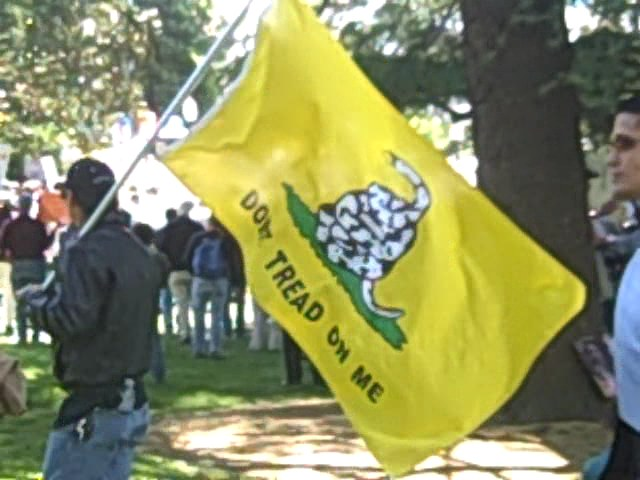Sacramento Tea Party